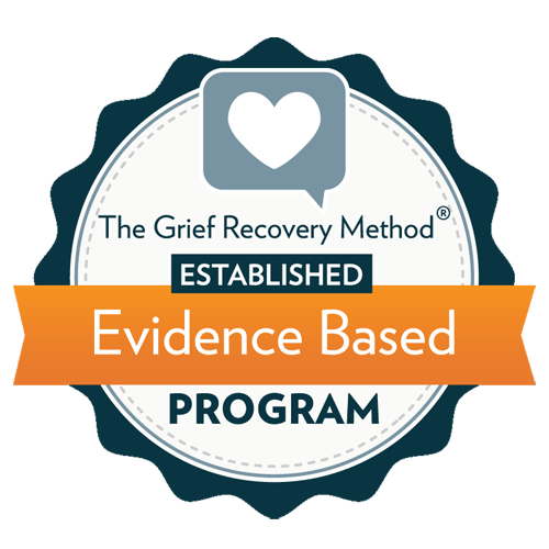 Grief Recovery Method Evidenced Based Program Badge
